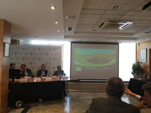 66 Asamblea General Ordinaria de OFESAUTO, trasnparencia comienzo