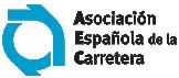 Asociación Española de la carretera logo