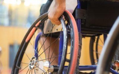 Sensibilización en escuelas de discapacitados físicos