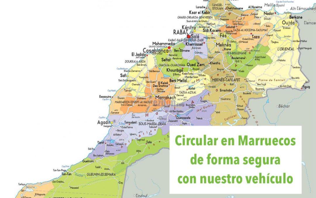 ¿Necesito la carta verde en Marruecos?