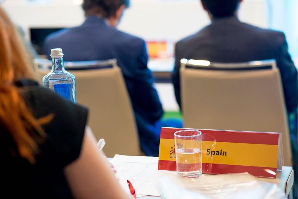 Primera Convención Anual Internacional de El Consejo de Oficinas Nacionales (CoB) en Madrid